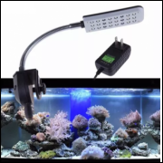 Luminaria Led Para Aquario (24 Leds)